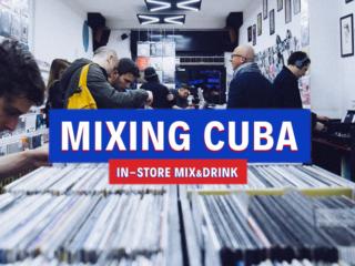 Mixing Cuba